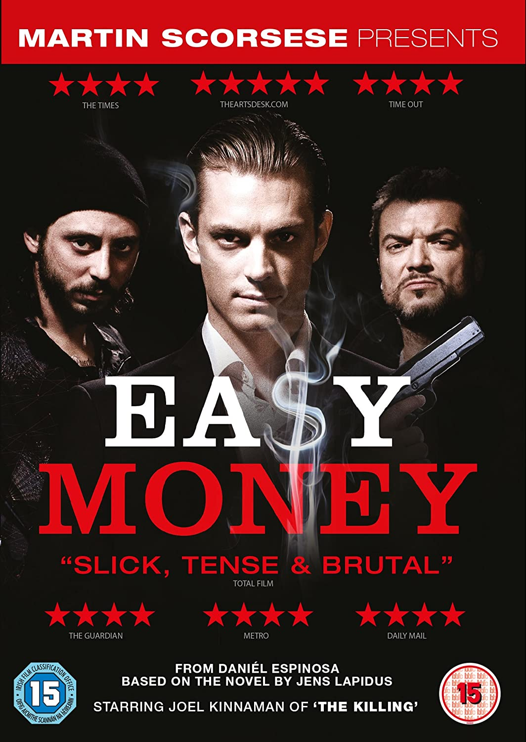 Dvd review easy money
