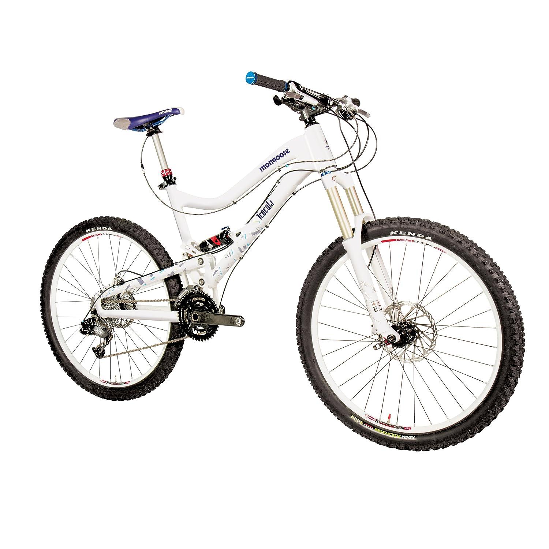 Mongoose Teocali Super Dual Suspension Mountain Bike 26