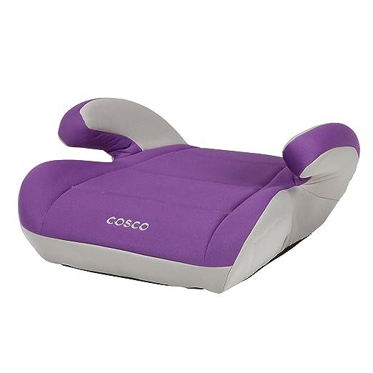 Cosco Juvenile Top Side Booster Car Seat, Purple