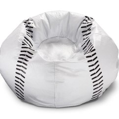 Sports Bean Bag Chairs Folding Chair Daiso Baseball Furniture Totally Kids Bedrooms