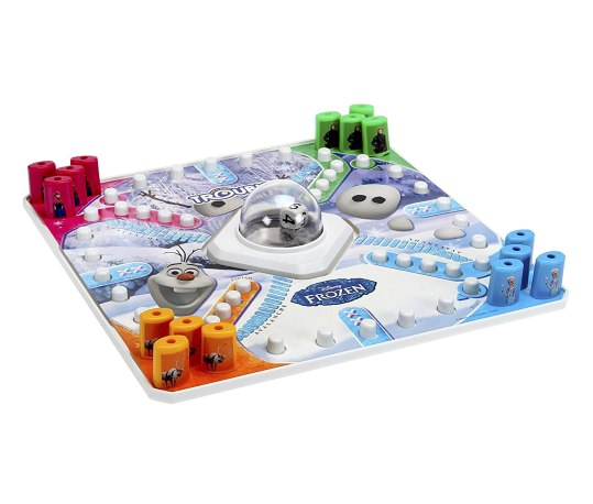 Olaf's trouble party game