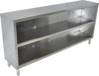John Boos EDSC8 1548 Stainless Steel Economy Dish Storage ...