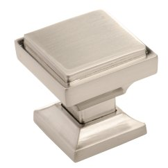 Brushed Nickel Kitchen Hardware Stonewall Pancake Mix Cabinet Knobs From Southern Hills Pack Of