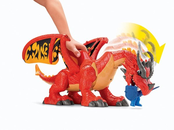 Highly Rated Imaginext Eagle Talon Castle