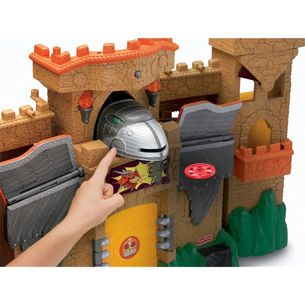 Imaginext Eagle Talon Castle Toy Buzz