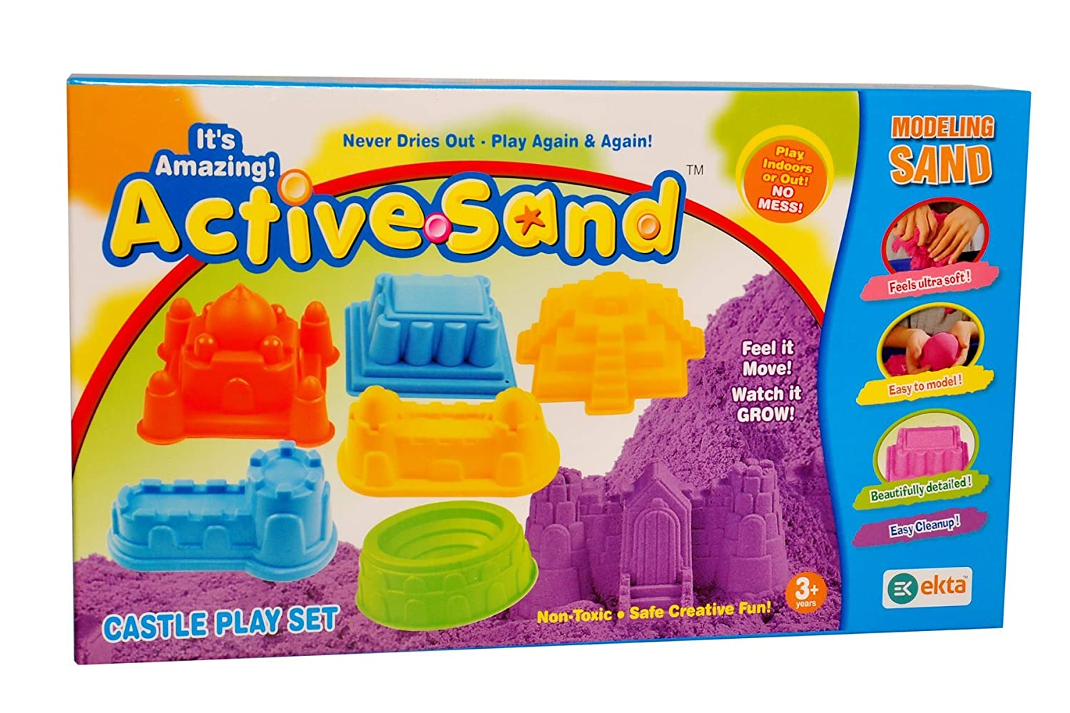 amazon sunshine sand castle play set non toxic. Black Bedroom Furniture Sets. Home Design Ideas