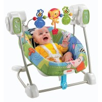 Fisher Price Discover and n Grow Jungle Baby Swing