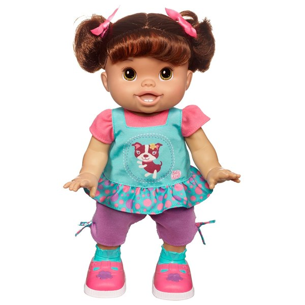 Baby Alive Wanna Walk Doll