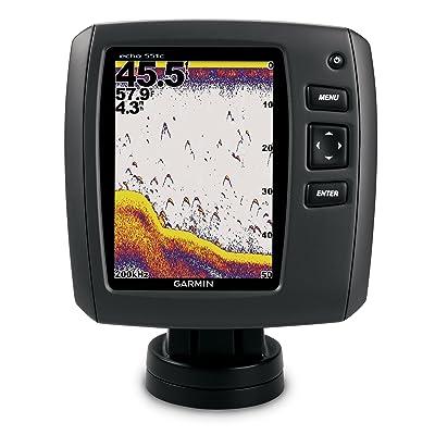 Garmin Echo 551dv Worldwide with Transducer 03