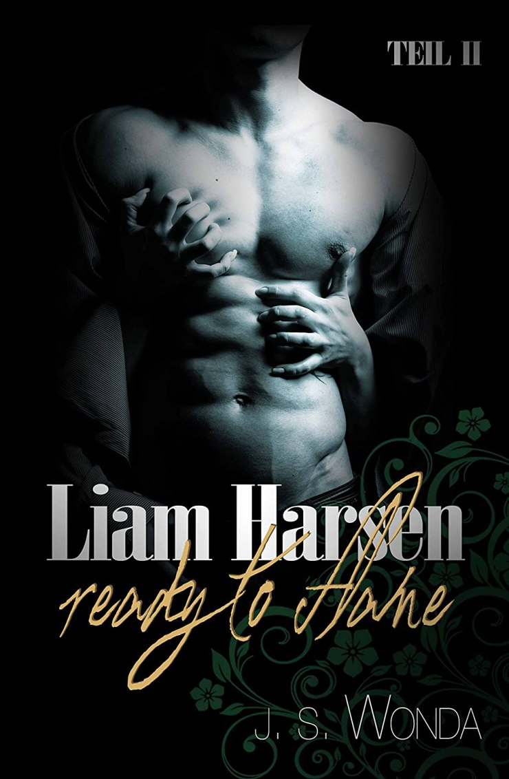 Liam Harsen-Ready to flame 2 Book Cover