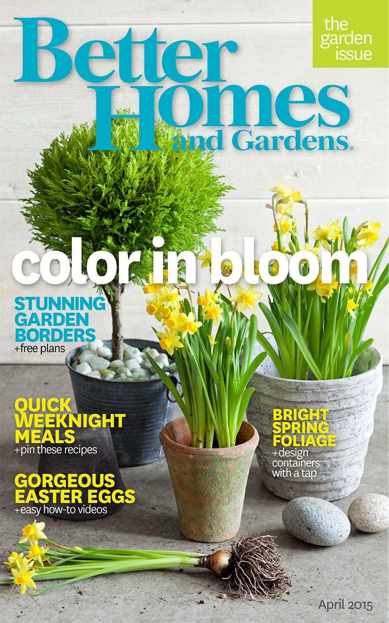 Better Homes Magazine