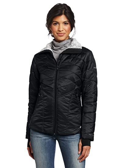 Columbia Women's Kaleidaslope II Jacket, Black, X-Small