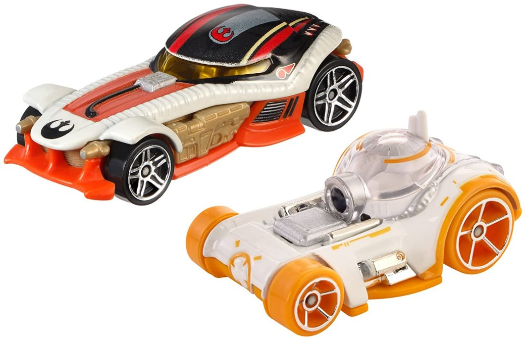 Poe Dameron BB-8 Hot Wheels