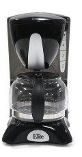 Elite Cuisine EHC-2022 Maxi-Matic 4 Cup Coffee Maker with Pause and Serve