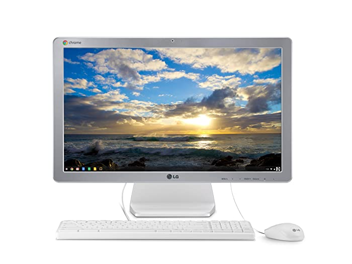 LG ChromeBase 22-Inch All-in-One Cloud Desktop)