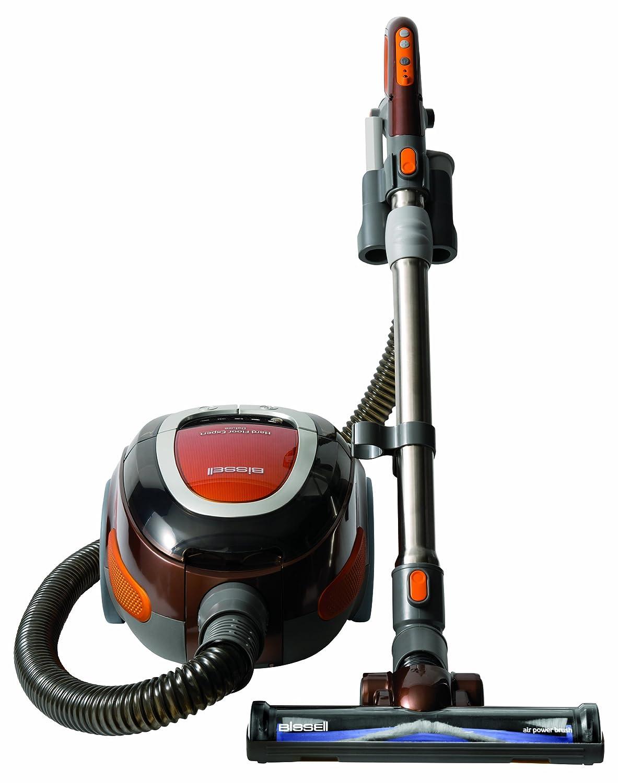 Bissell Vacuum Cleaner Hard Floor Expert Deluxe Canister Wheels Dirt Tank Corded  eBay