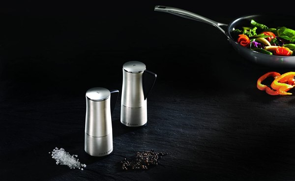 Cole And Mason Oxley Handed Pepper Mill Free