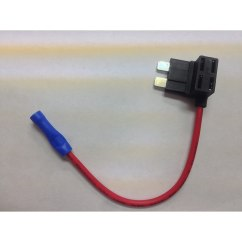 Fuse Tap Wiring Diagram For Whirlpool Refrigerator Ato Atc Add On Dual Circuit Adapter Auto Car