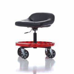 Rolling Stool Chair Table And Rental Near Me Padded Creeper Seat Mechanics Tool Tray
