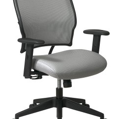 Office Chair Deals Best Lift Chairs Deluxe With Veraflex Back And Fabric Seat Gray