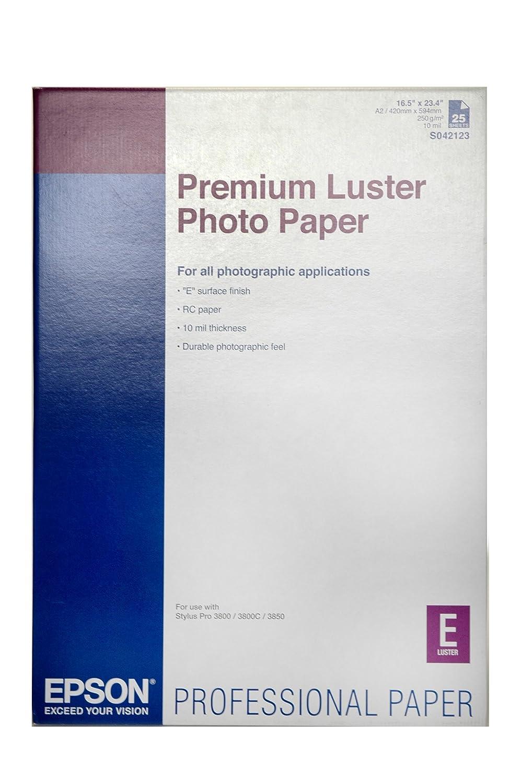 Epson A2 paper