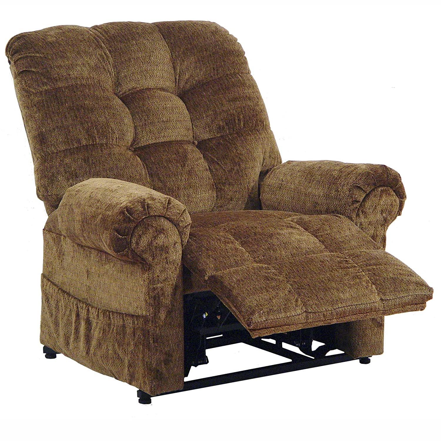 best heavy duty lift chairs red office plus size recliners for big men power to rockers