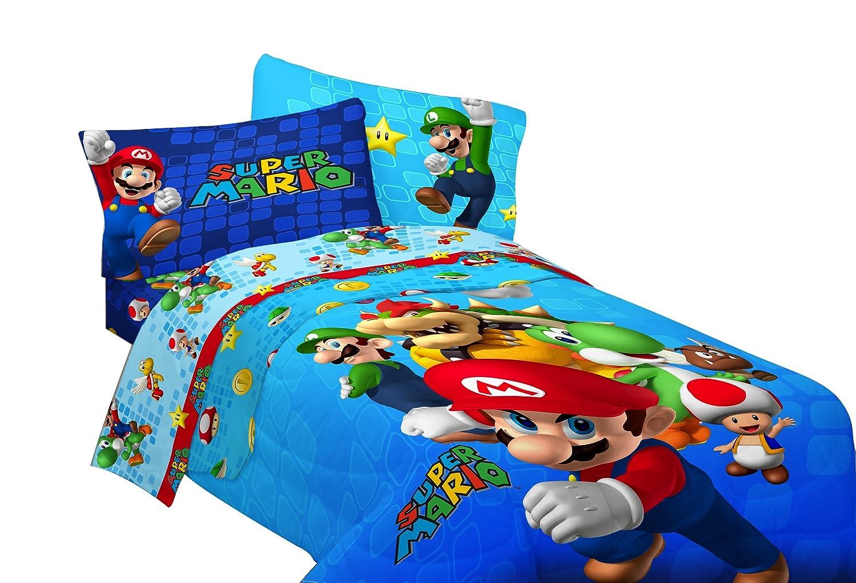 Super Mario Bedding