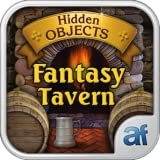 Hidden Objects Fantasy Tavern & 3 puzzle games