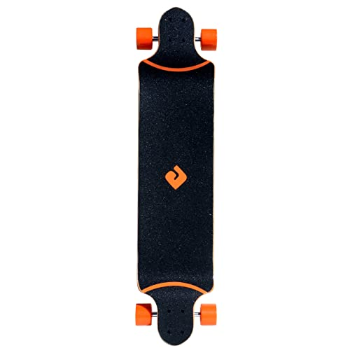 The Atom Drop Deck Longboard (41 inch) Full Reviews