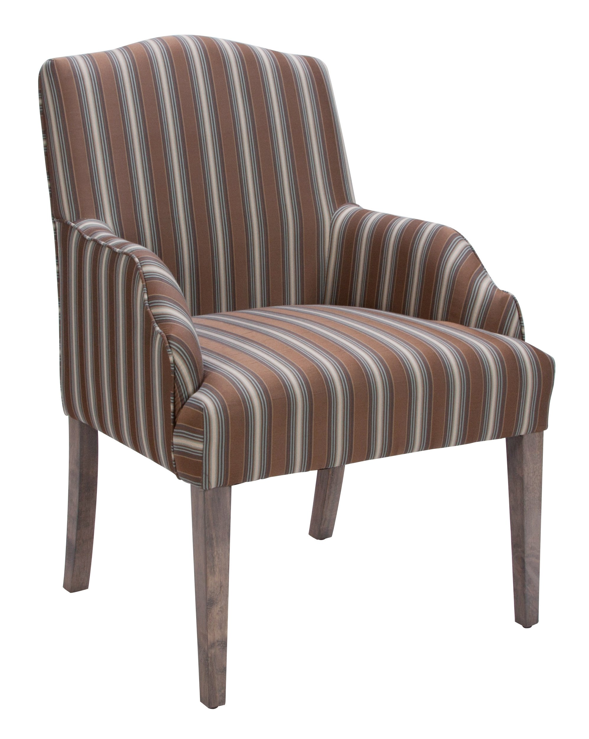 fabrics for chairs striped revolving chair olx homelegance 2516a accent arm stripe fabric set of