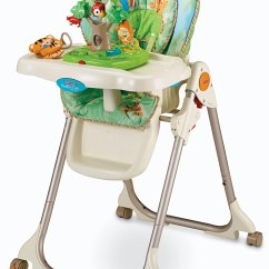 High Chair With Accessories And A Half Cover Graco Blossom 4 In 1 Baby Gear