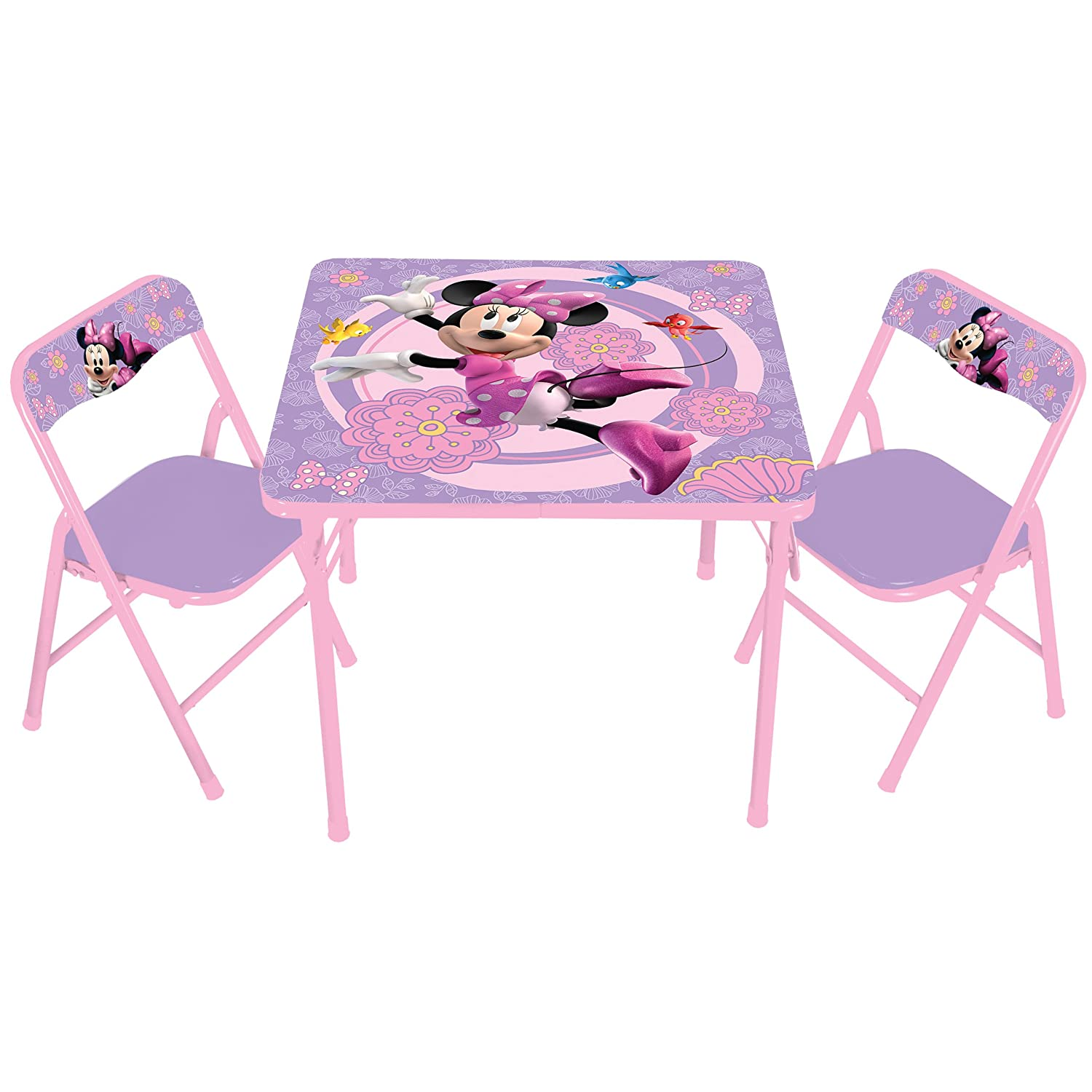 minnie table and chairs lounge cheap mouse children 39s