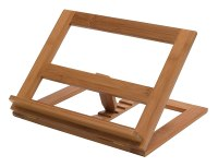 How to Build Wooden Cookbook Holder Stand PDF Plans