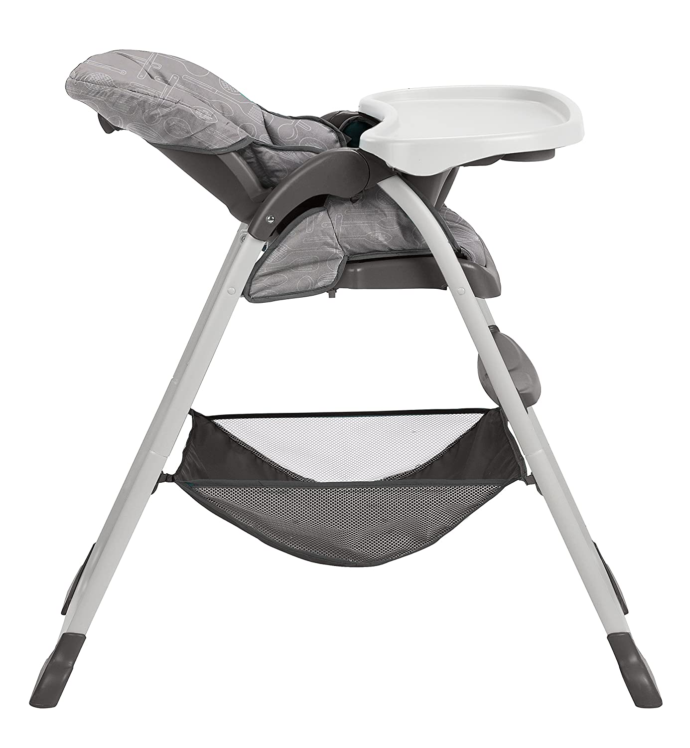 graco slim spaces high chair knock off barcelona snacker whisk chairs 1927570