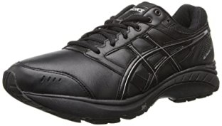 Asics Men's Gel-Foundation Walker 3 (4E) Walking Shoe,Black/Onyx/Silver,6 4E US