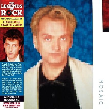 Mosaic - Paper Sleeve - CD Deluxe Vinyl Replica - Import