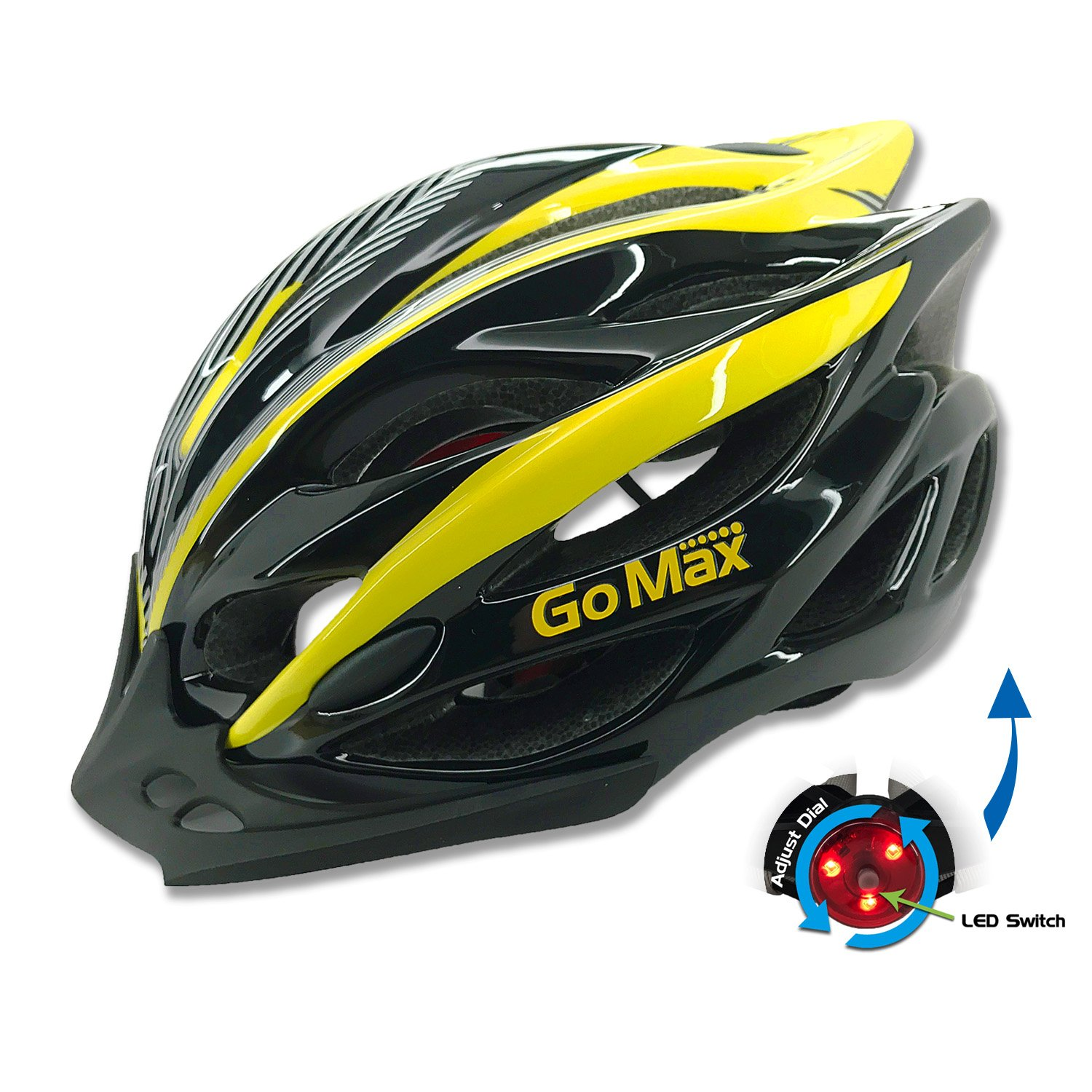 GoMax Aero Adult Safety Helmet