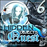 Hidden Objects Quest 6: Spooky Decay