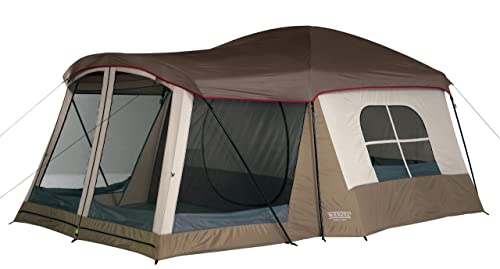 Family Size Camping Tents For 6 8 Or 10 People