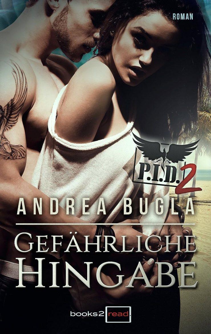 P.I.D. 2 Gefährliche Hingabe Book Cover