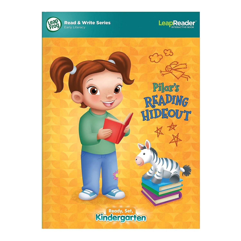 Leapfrog Leapreader Read And Write Book Set Ready Set Kindergarten For Leapr