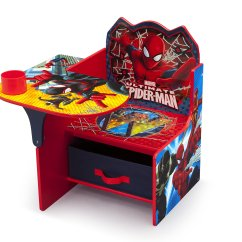 Spiderman Table And Chairs Cane Bistro Product Description