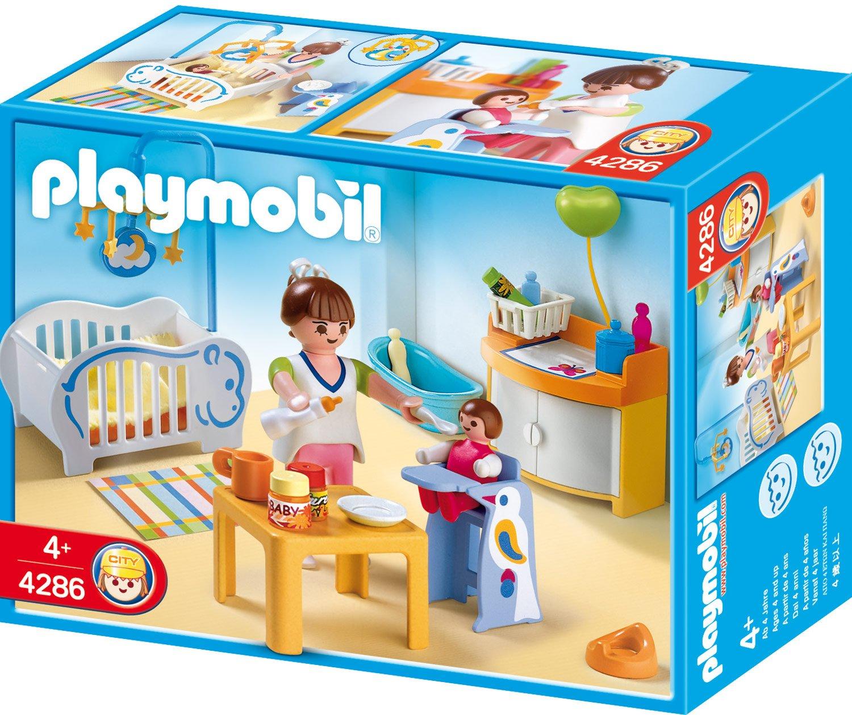 Playmobil Luxusvilla Kinderzimmer   Playmobil 5579 City Life ...
