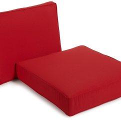 Sunbrella Chair Cushion Modern Chairs Deep Seat Cushions W Stain Resistant