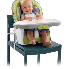 Fisher Price Booster High Chair Bed Pillow Fisher-price 4-in-1 Total Clean