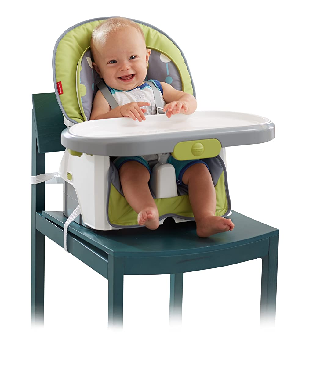 High Chair Fisher Price Fisher Price 4 In 1 Total Clean High Chair