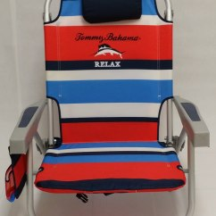 Tommy Bahama Backpack Cooler Chair Blue Bay Rum Price 2015 Beach Chairs Seat