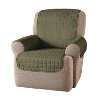 Recliner Protector Polyester Furniture Chair Microfiber ...