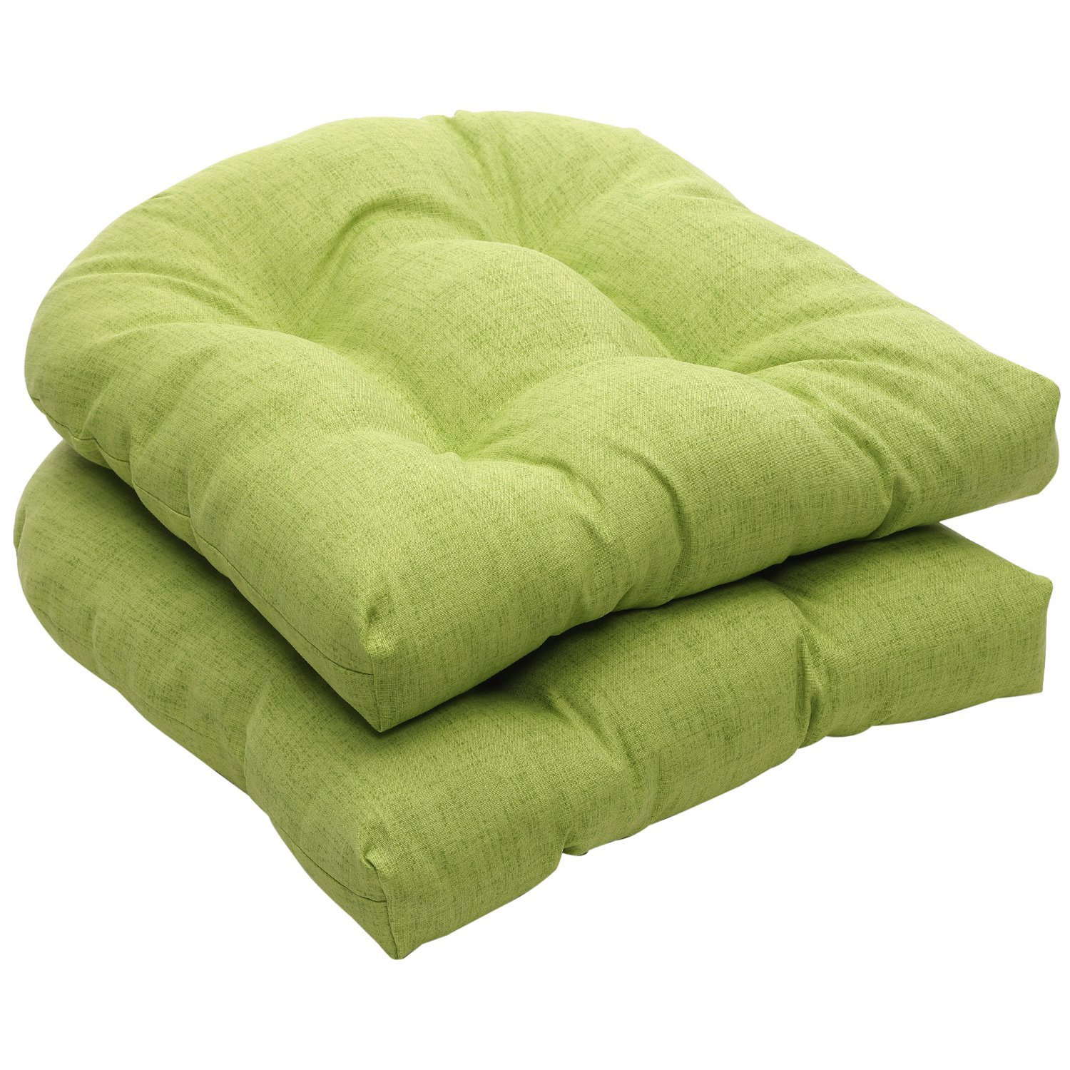 indoor outdoor chair cushions patio covers pillow perfect green textured solid wicker