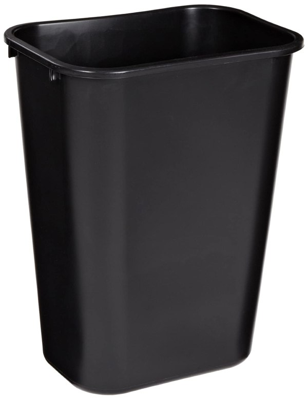 Rubbermaid Commercial 2957 10-gallon Deskside Large Trash Cans & Wastebaskets